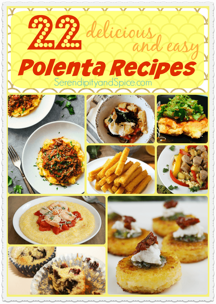 The BEST Easy Polenta Recipes