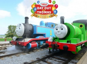 A Day Out With Thomas – NC Transportation Museum