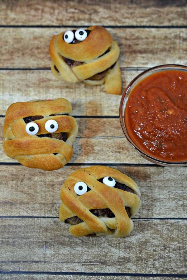 Yummy Mummy Meatballs Recipe