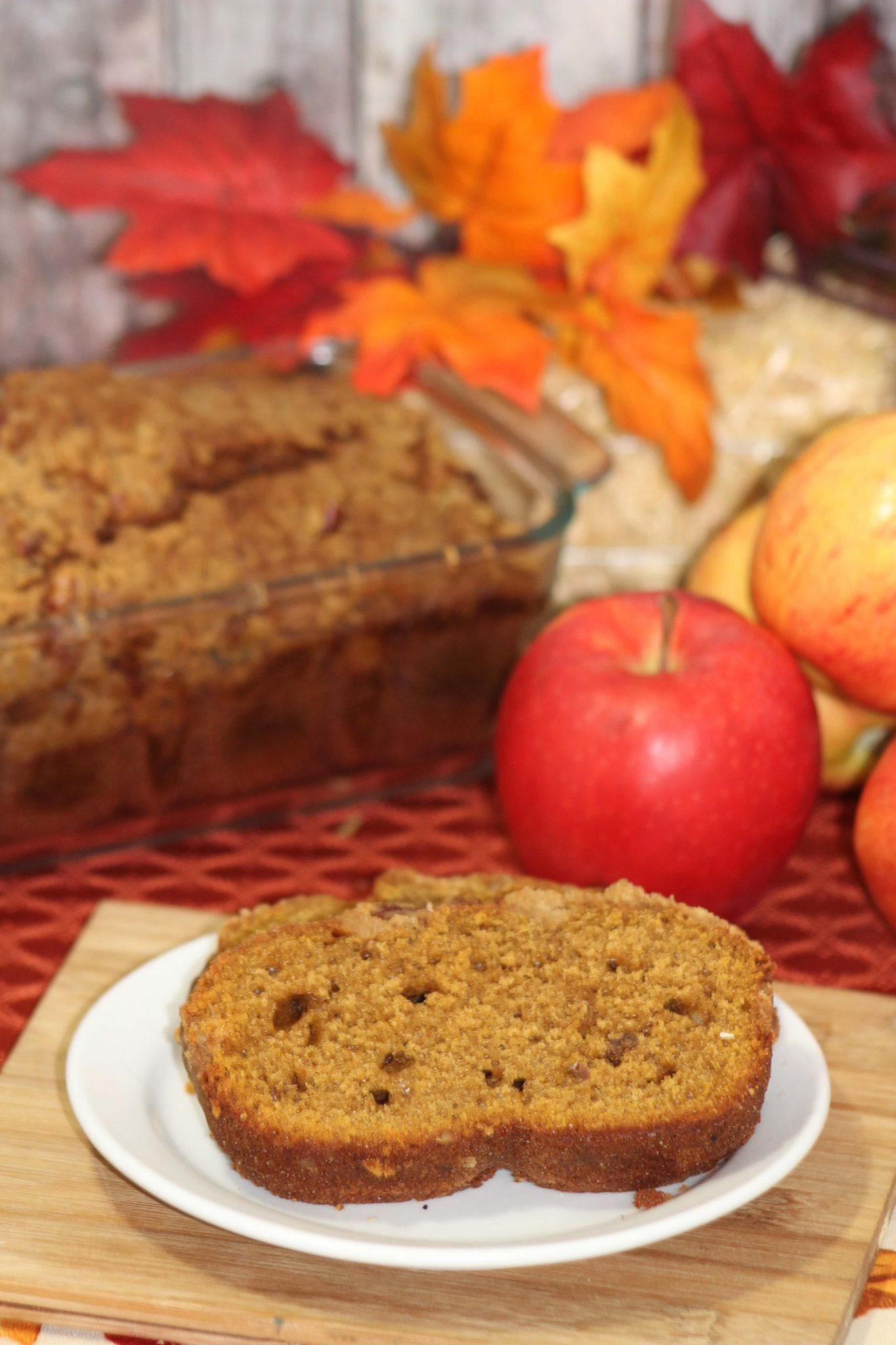 Delicious Caramel Apple Bread Recipe