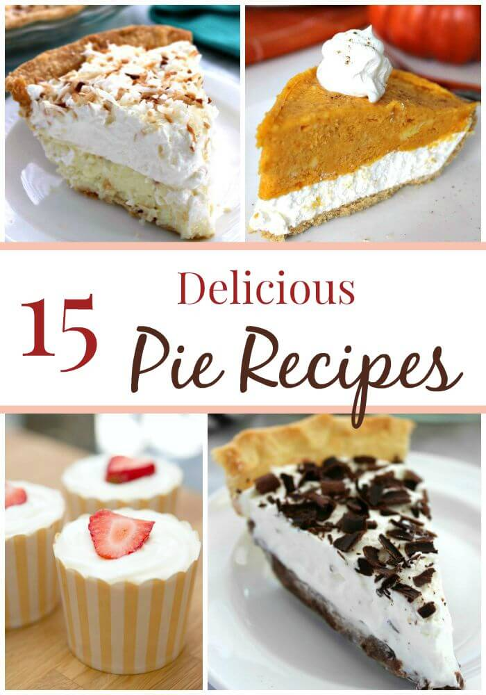 The Best Fall Pies on Pinterest