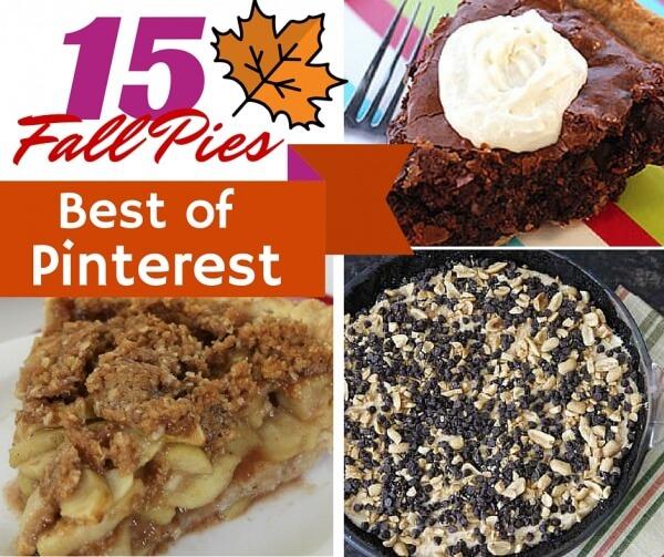 Best Fall Pies Recipes