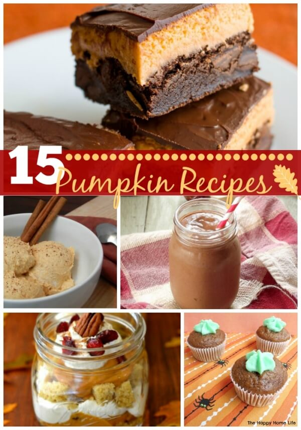 The Most Delicious Pumpkin Recipes