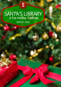 Santa's Library – Christmas Books for Kids