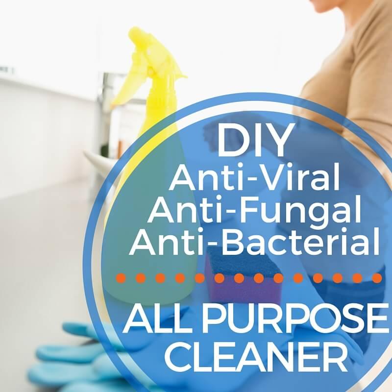 DIY All Natural All Purpose Cleaner Recipe