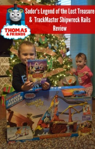 TrackMaster Shipwreck Rails Review
