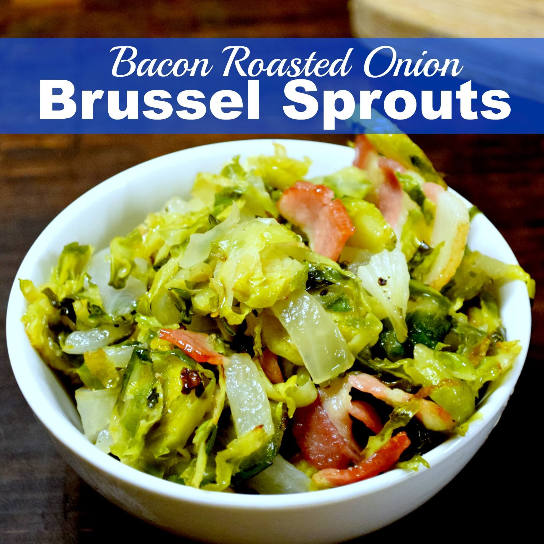 The BEST Brussel Sprouts Recipe Ever!
