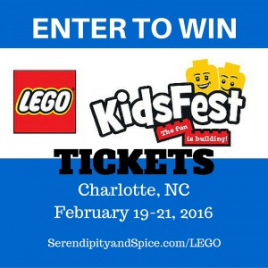 LEGO KidsFest Comes to Charlotte