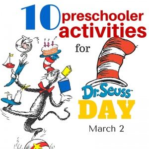 10 Dr. Seuss Activities for Preschoolers