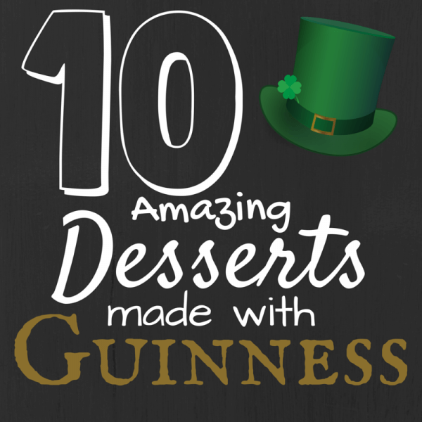 Desserts with Guinness
