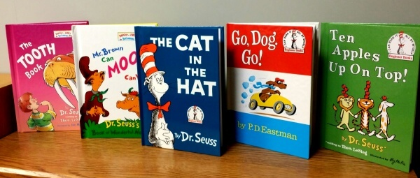 Early Moments Dr Seuss Book Club Review