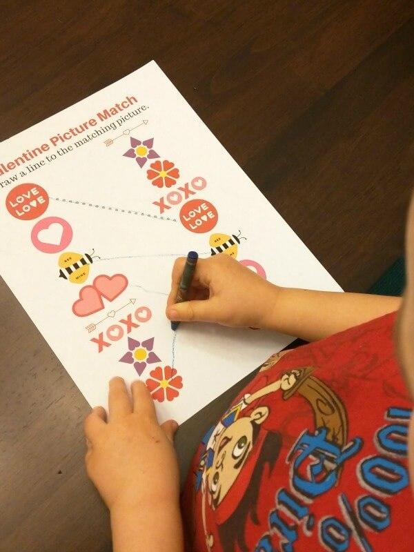 Ultimate Valentine Preschooler Activity Book