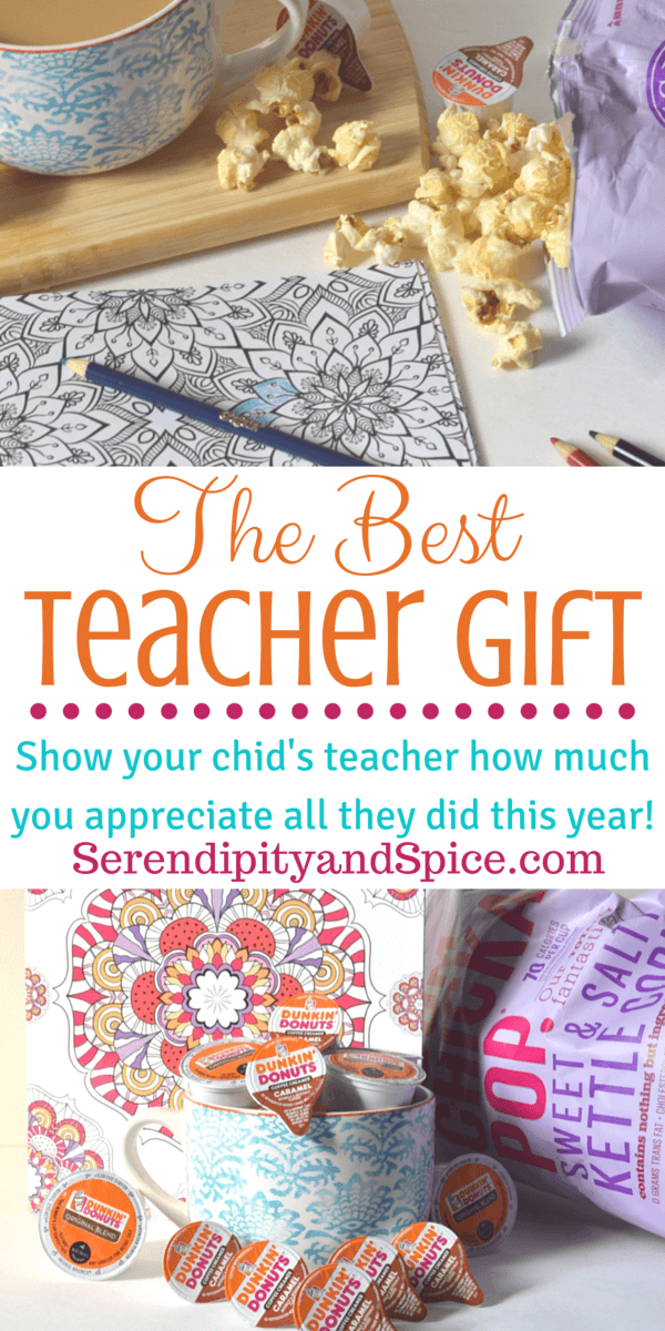 End of the School Year Teacher Gift