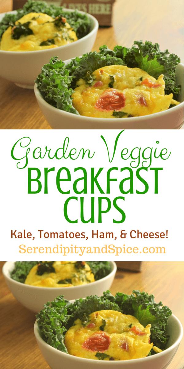 Garden Vegetable Breakfast Cups Recipe