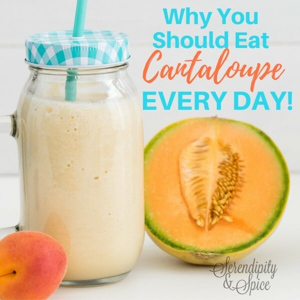 benefits of cantaloupe (1)