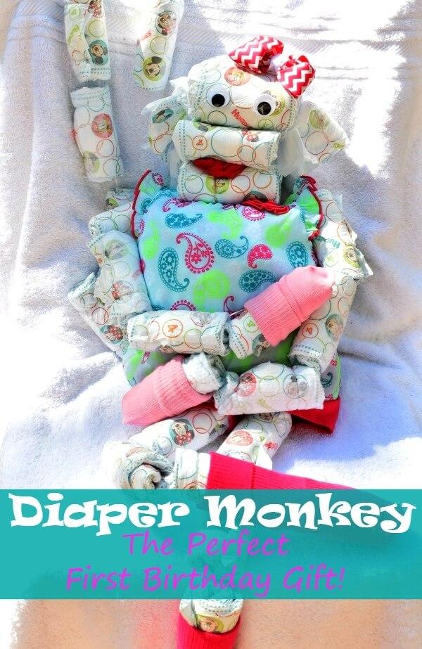diaper monkey