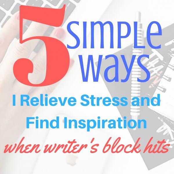 5 Ways to Relieve Stress #MyCatMyMuse #ad