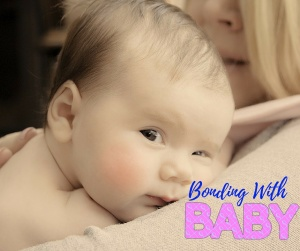 Getting Skin to Skin Bonding with Baby