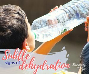 Signs of Dehydration and Stay Hydrated This Summer