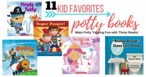Books About Potty Training for Kids