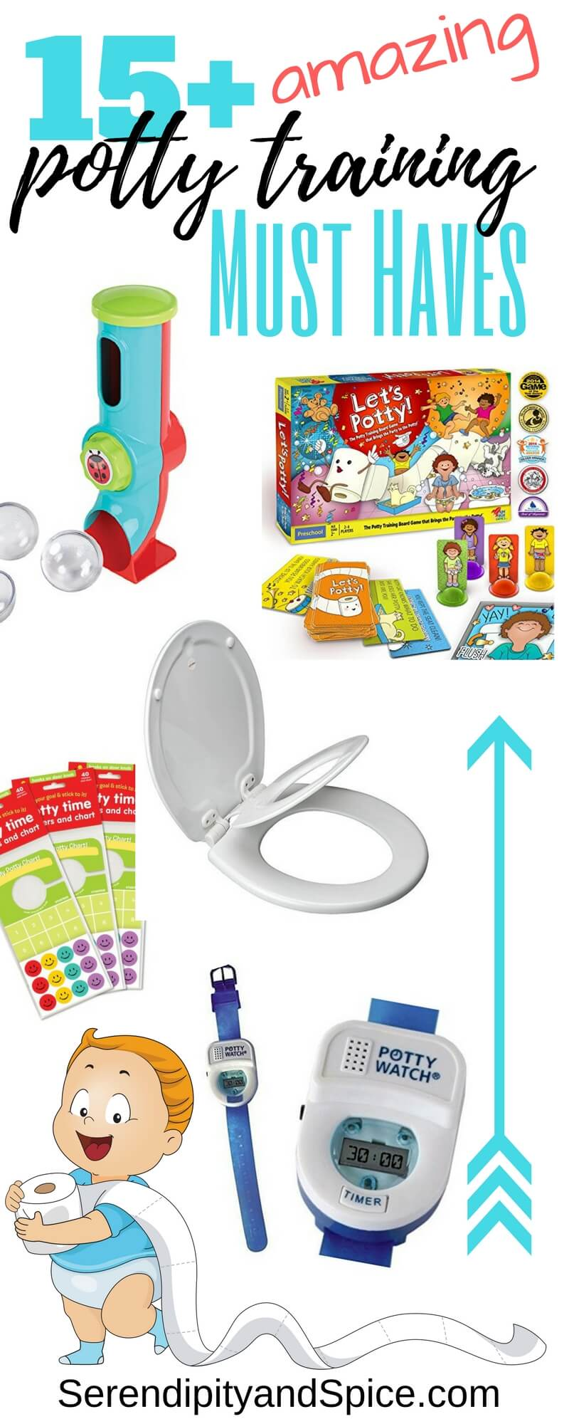 potty training must haves
