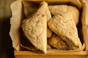 Chai Spiced Scones Recipe