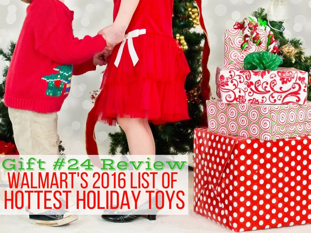 Hottest Holiday Toy List 2016