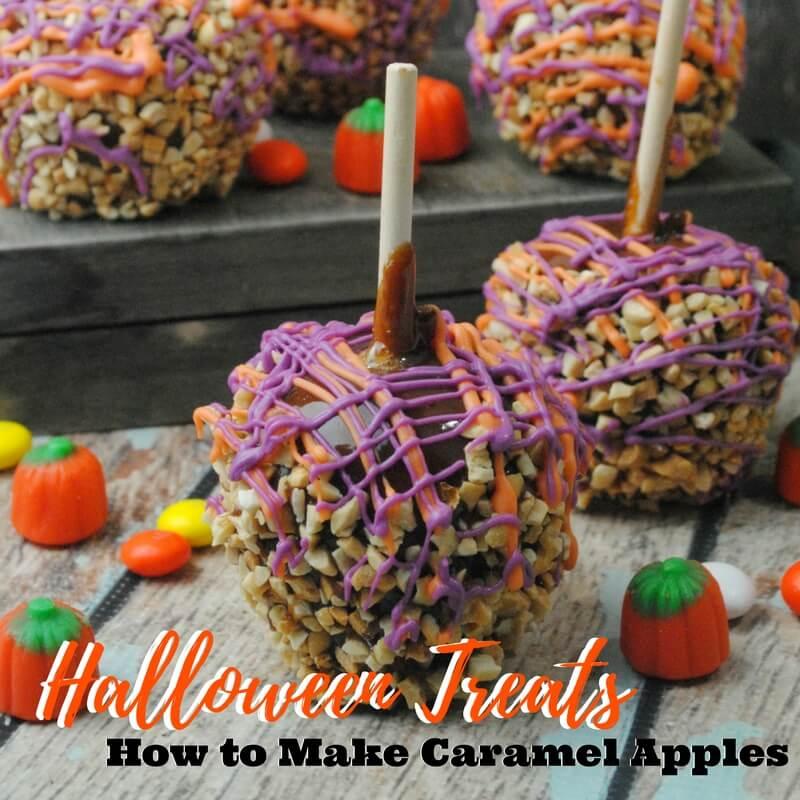 How to Make Caramel Apples