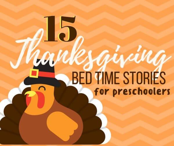 Thanksgiving Bedtime Stories for Kids