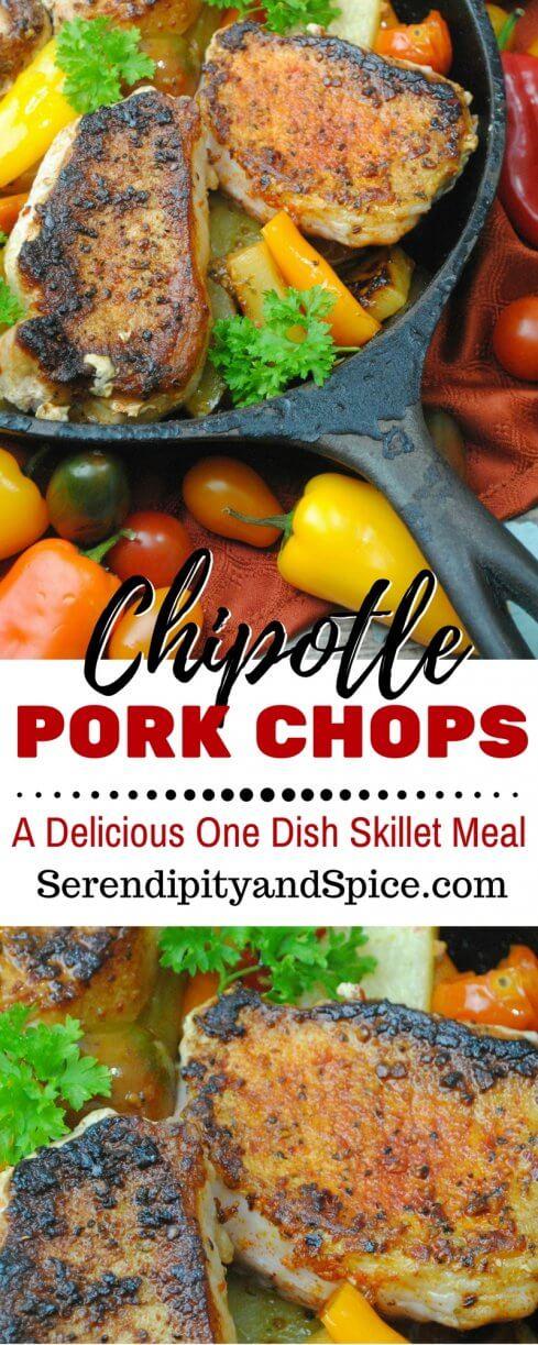 Chipotle Pork Chops Recipe
