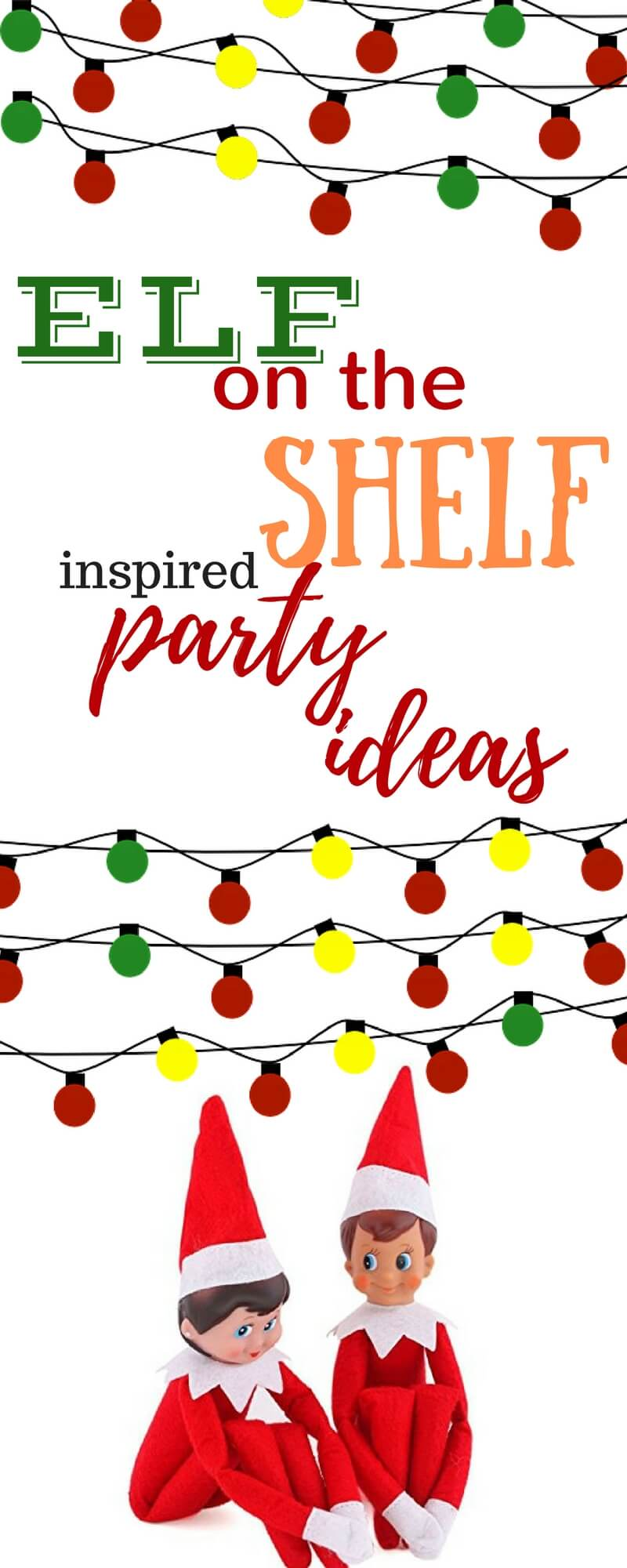 The Elf On The Shelf® Birthday Ideas: Free DIY Birthday Printables & Decorations Find this Pin and more on Elf on the Shelf birthday ideas! by Wellie Wishers. Craft your own unique, DIY birthday party with The Elf On The Shelf® Birthday Collection.