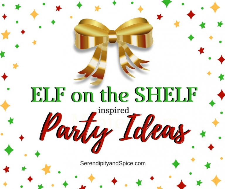 Elf on the Shelf Party Ideas for Your Christmas Party