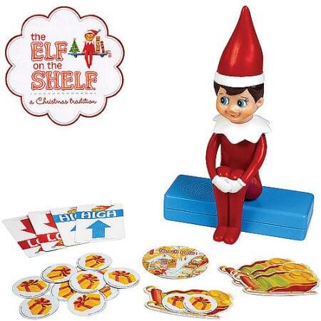 Elf on the Shelf hide and Seek Game....On SALE