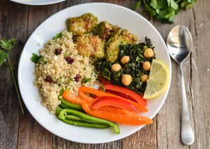Quinoa Bowl – A healthy start to the New Year!