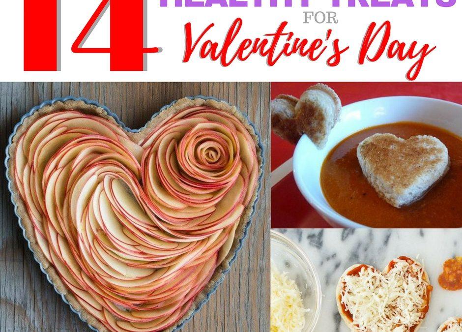 Healthy Valentine Treats