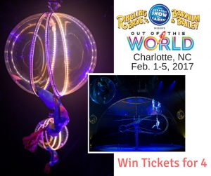 Ringling Brothers and Barnum and Bailey Circus in Charlotte, NC