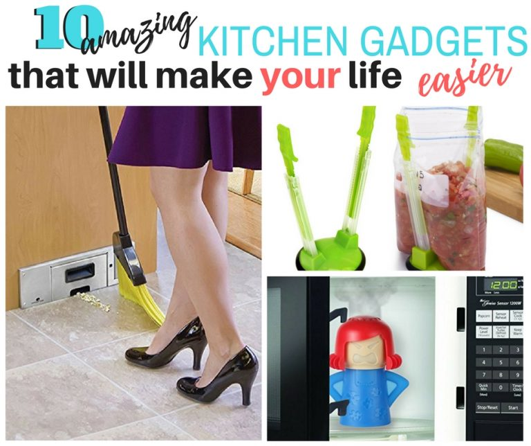 Amazing Kitchen Gadgets to Make Life Easier