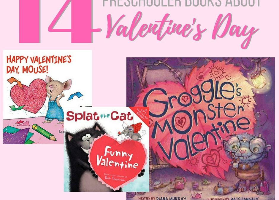 Valentine Books for Preschoolers