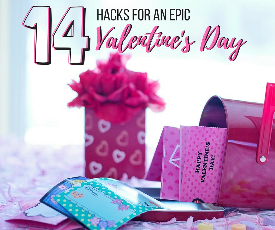 Give your kids an epic Valentine's Day with these fun and super simple hacks.