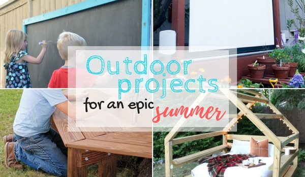 DIY Outdoor Projects to Make