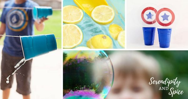 10 Water Fun Activities for Kids