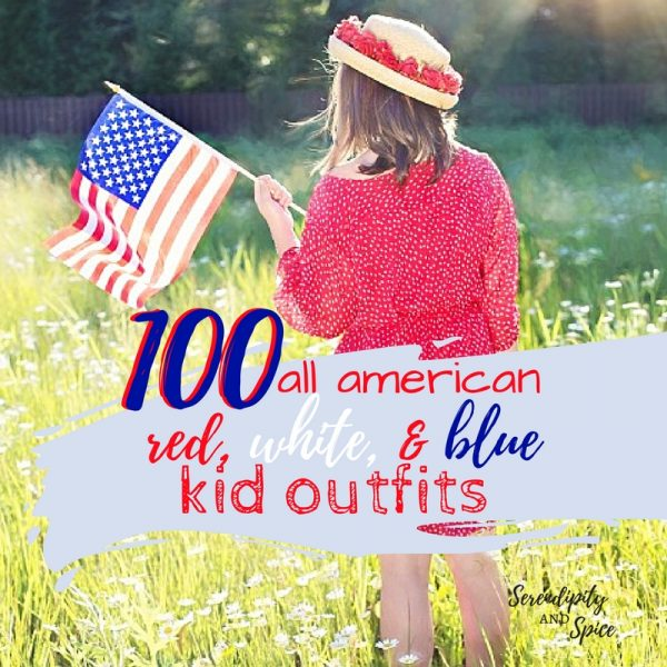 100 Patriotic Outfits for Kids