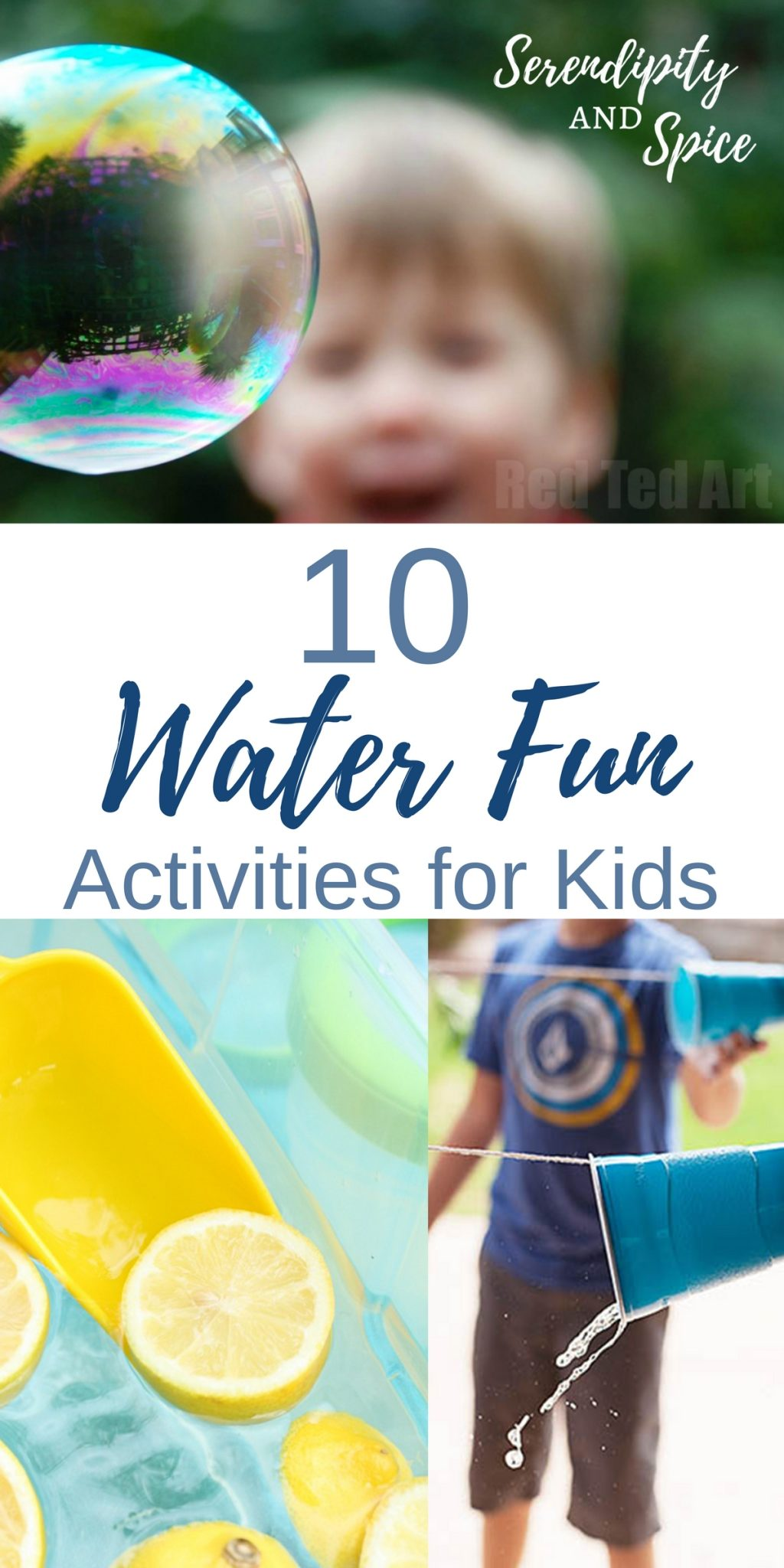 Water Fun Activities