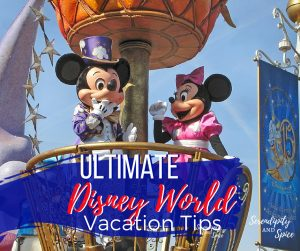 Ultimate Disney Vacation Tips