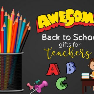 Back to school gifts for teachers