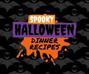 Halloween Food Dishes the Kids Will Love