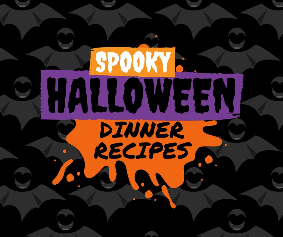 hALLOWEEN fOOD dISHES