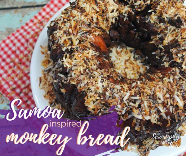 Samoa Monkey Bread Recipe