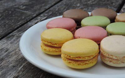 Easy to Make Macarons