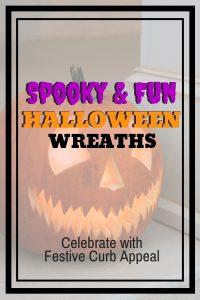 Spooky Halloween Wreaths